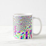 PixlChaos Basic White Mug