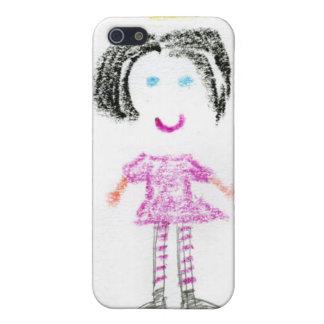 Pixxi LaTouche Iphone Case iPhone 5/5S Case