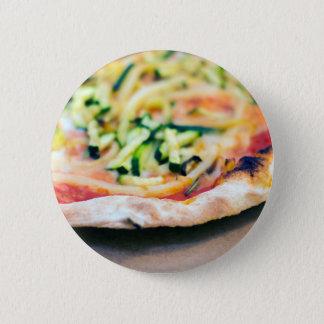 Pizza-12 6 Cm Round Badge