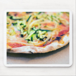 Pizza-12 Mouse Pad