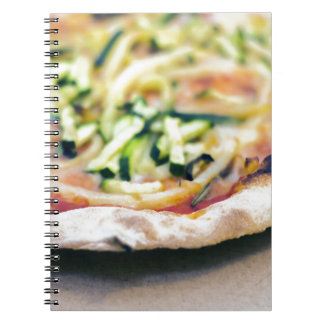 Pizza-12 Notebook