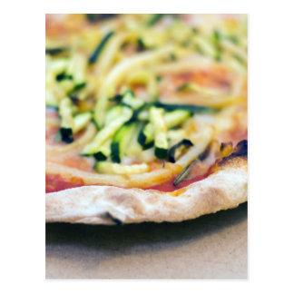 Pizza-12 Postcard