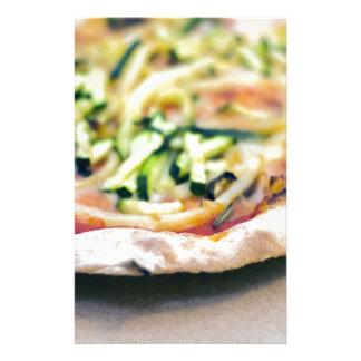 Pizza-12 Stationery