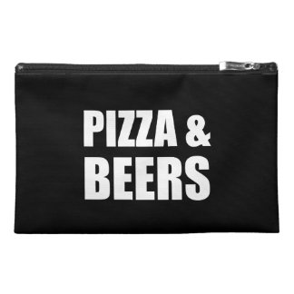Pizza And Beers Travel Accessories Bag