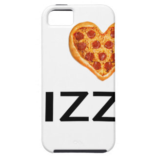 Pizza and love case for the iPhone 5
