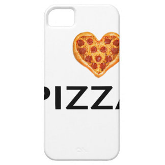 Pizza and love iPhone 5 case