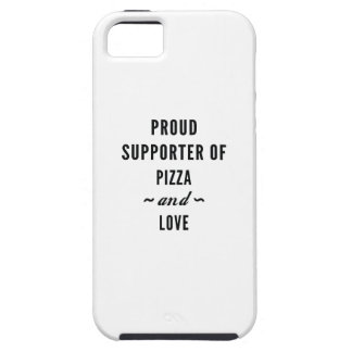 Pizza And Love iPhone 5 Cover