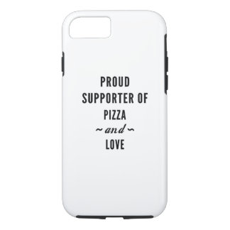 Pizza And Love iPhone 7 Case