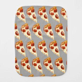 Pizza Burp Cloth