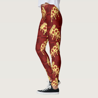 Pizza by the Slice Leggings