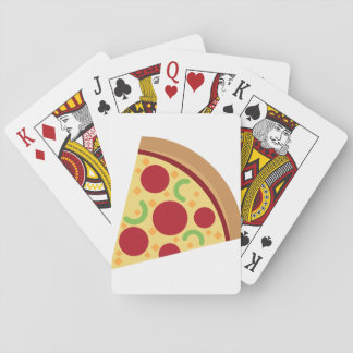Pizza Card Playing Cards