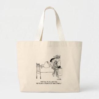 Pizza Cartoon 6991 Large Tote Bag