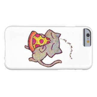 Pizza Cat! Barely There iPhone 6 Case