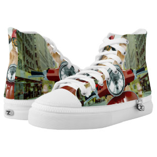 pizza cat - cat - pizza delivery high tops