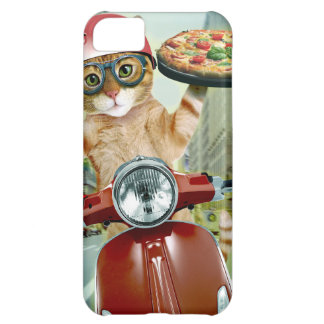 pizza cat - cat - pizza delivery iPhone 5C case