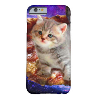 pizza cat - cute cats - kitty - kittens barely there iPhone 6 case