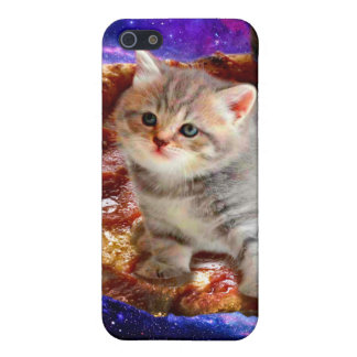 pizza cat - cute cats - kitty - kittens case for the iPhone 5