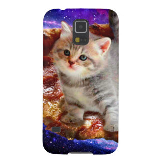 pizza cat - cute cats - kitty - kittens cases for galaxy s5