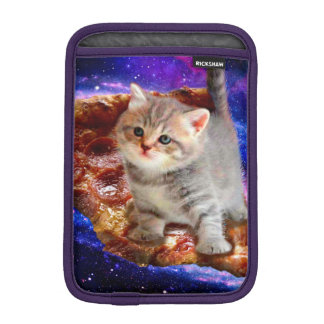 pizza cat - cute cats - kitty - kittens iPad mini sleeve