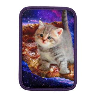 pizza cat - cute cats - kitty - kittens iPad mini sleeve