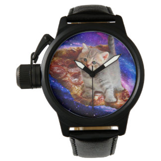 pizza cat - cute cats - kitty - kittens watch