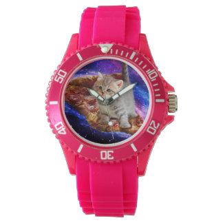 pizza cat - cute cats - kitty - kittens watch