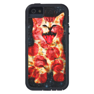 pizza cat - kitty - pussycat iPhone 5 covers