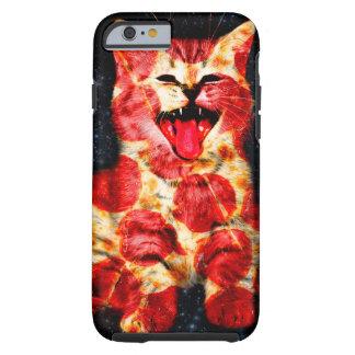 pizza cat - kitty - pussycat tough iPhone 6 case