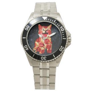 pizza cat - kitty - pussycat watch