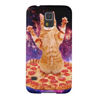 pizza cat - orange cat - space cat galaxy s5 cases