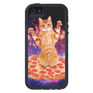 pizza cat - orange cat - space cat iPhone 5 cases