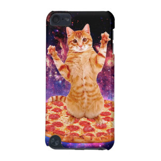 pizza cat - orange cat - space cat iPod touch (5th generation) cover