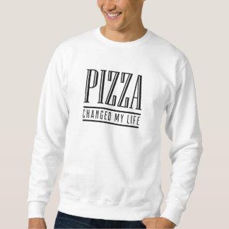 Pizza Changed My Life Sweatshirt