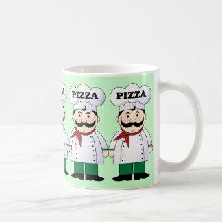 Pizza Chef Gift Mug