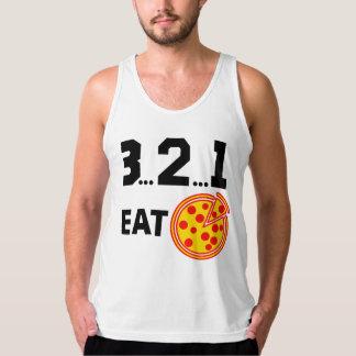 Pizza Countdown Singlet