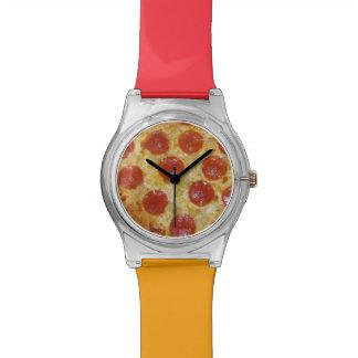 PIZZA custom watches