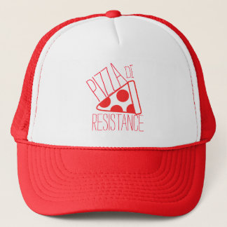 Pizza de Resistance Trucker Hat