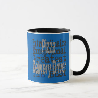 Pizza Delivery Driver Extraordinaire Mug