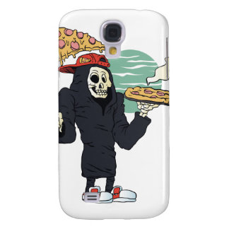 Pizza delivery reaper grim samsung galaxy s4 covers
