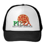 Pizza Delivery Service Cap