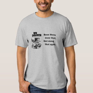 Pizza Delivery T Shirt