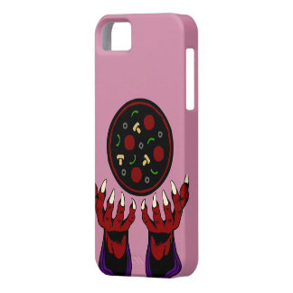 Pizza Demon – Summoner of Deliciousness iPhone 5 Cover