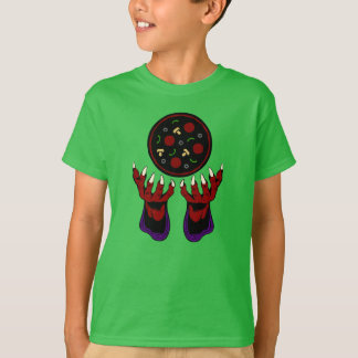 Pizza Demon – Summoner of Deliciousness T-Shirt