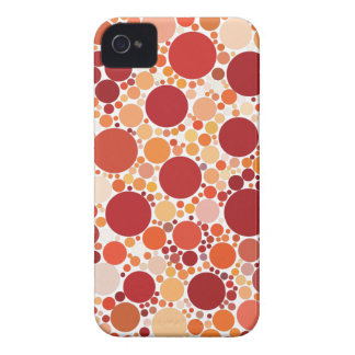 pizza dots Case-Mate iPhone 4 case