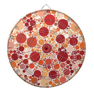 pizza dots dartboard