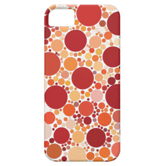 pizza dots iPhone 5 cases