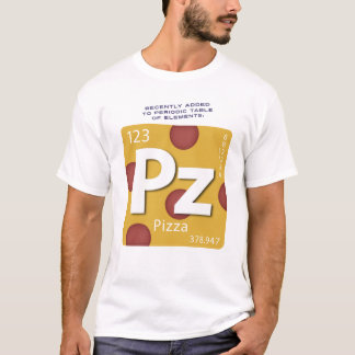 Pizza Element with Pepperoni! Shirt