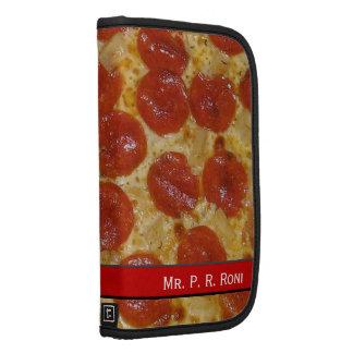Pizza Folio For Smartphone Folio Planner