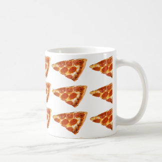 Pizza for Breakfast Coffee Mug