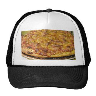 Pizza For Dinner Mesh Hat